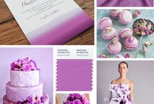 2014 Pantone Colour of the Year / Radiant Orchid - inspirational images behind the colour