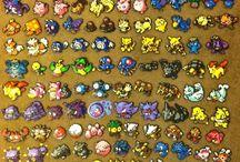 strijkkralen pokemon