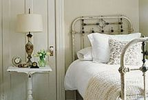 Master Bedroom Ideas / by Christy Ferris Rood