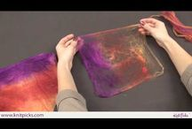 Felting Tutorials