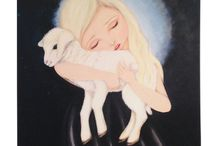 Truly Precious Artwork by Narina Bailey / Pinned artwork from Lower Hutt artist Narina Bailey.  Prints, cards, and original commissions can be purchased from Narina by messaging Narina@TrulyPrecious.co.nz