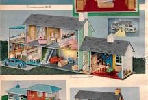 Dollhouses I love! / by Rebecca Huber