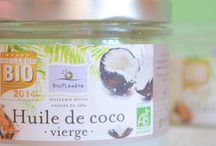 Astuce huile de coco