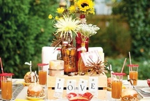 Wedding & Party ideas / by Mary Anne Atchison