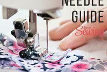 sewing machine  techniques