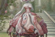 Mark Ryden / Surrealist American painter