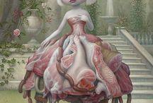 Mark Ryden / Surrealist American painter