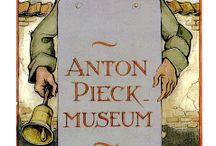 Anton Pieck / Tekeningen