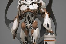 Bionics and hiTech elements