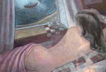 Igor Holas / paintings, oil on canvas