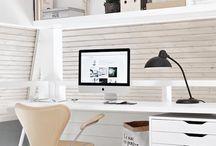 Wnętrze / Workspace