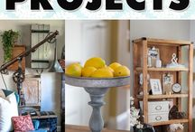 DIY Home Decor / by Emily Abrahantes