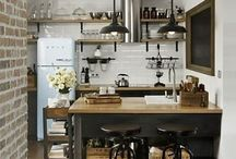 mini kitchens / mini kitchens