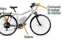 vélo à assistance électrique : mode d'emploi
