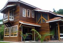 Wooden houses ideas