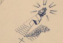 Sailing tatoo