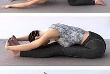 Yoga stretches for constipation