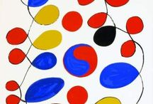 CALDER, oeuvres.