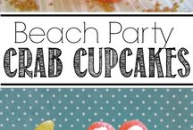 Candy Bars and Party Cakes