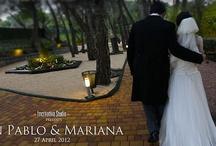 Reportajes de Boda  / Aportamos un soplo de aire fresco en el tradicional reportaje de boda. Un estilo distinto, acorde a la importancia de los acontecimientos.  / by fmcreativa Films