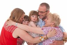 Family Portraits / Familyportraits, informal & posed