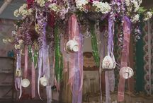 Love In 2016 - Spring / Show case for wedding. Design by Audray Blais, Florist by Yves Chenier