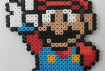 Perler beads / by Megan Godbey