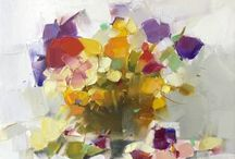 pansies and flowers