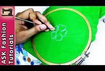 Aari/Handwork Embroidery