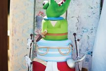 Brett's Birthday Party!! / by Sara Bacon