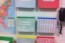 Organised classroom