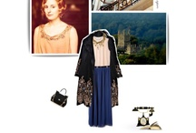 Downton Abbey / by Susan Laubsch-Robinson