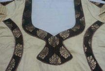 Patch blouse