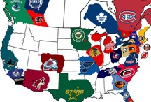 NHL MAPS