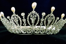 Crown Jewels / Jewelry, tiaras, crowns, diadems... / by N