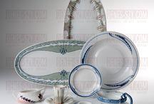 Dénes Szy / Meissener Jugendstil Porzellan / Art Nouveau Porcelain