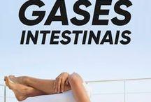 gases eliminação