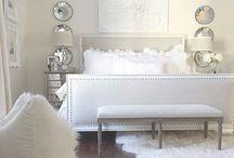 Dormitorios con glamour