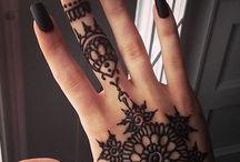 Tatto, Henna