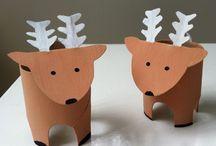 Kids / Reindeers