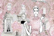 Fancy Illustrations