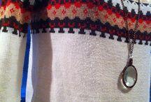 Knitting // strikking