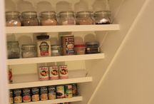 Future home - pantry