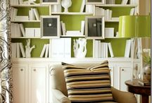 Bookcases / by Design Lines