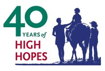 40th Anniversary 1974-2014 / High Hopes will celebrate 40 years at the annual meeting on October 19, 2014.   / by High Hopes Therapeutic Riding