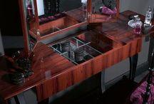 Glamour / Bathroom Design / Ideas for that #Glamour look bathroom