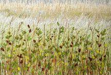 Fiber Artist- Monica Kinner Whalen / My Sweet Prairie