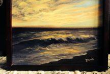 My Paintings / Oil Paintings!