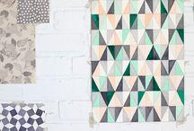 // print + pattern / Bold and playful pattern and print inspiration.