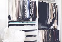 closet room decoration